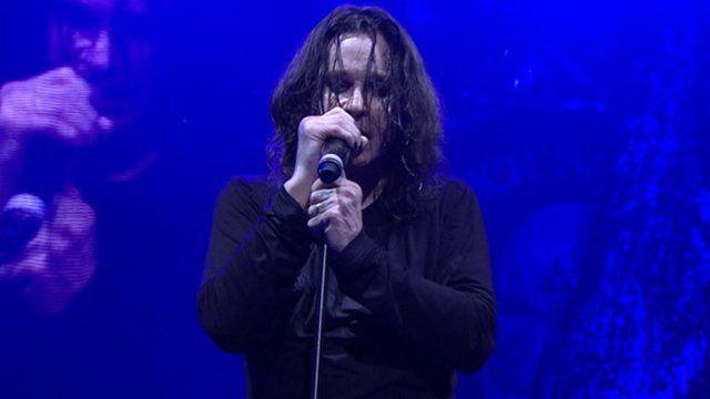 Black Sabbath in Birmingham