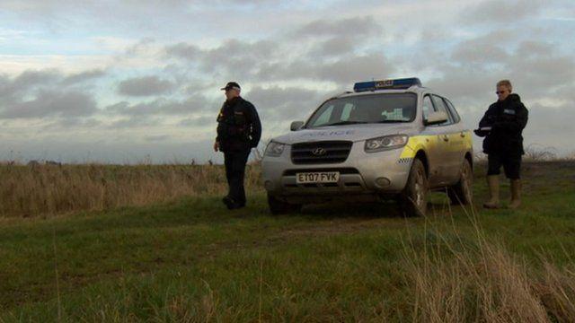 Wildlife crime officers