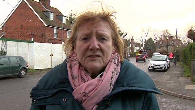 Geraldine Brown, Yalding Parish Council