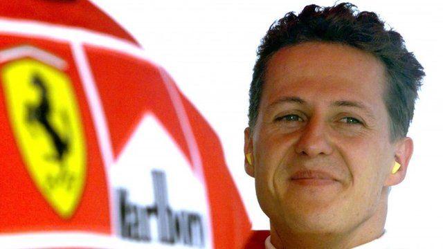 Michael Schumacher in 1998
