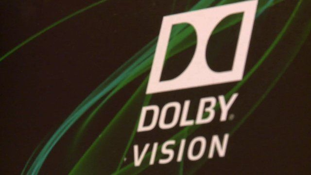 Richard Taylor tries out Dolby Vision