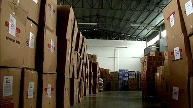 The Assistance Co-ordination Unit has received donations from Western countries