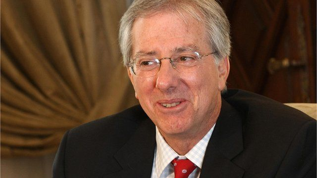 Former US envoy to the Middle East, Dennis Ross