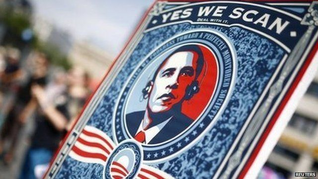 Fake President Obama campaign poster