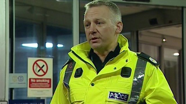 Assistant Chief Constable Malcolm Graham, of Police Scotland