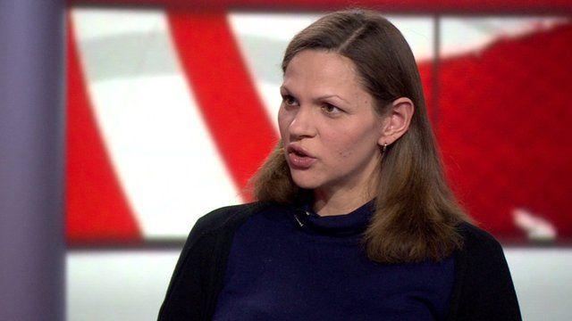 Analyst, Anna Leach