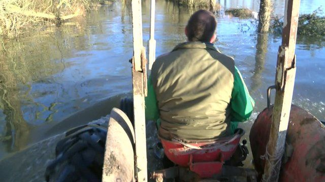 Somerset farmer James Winslade