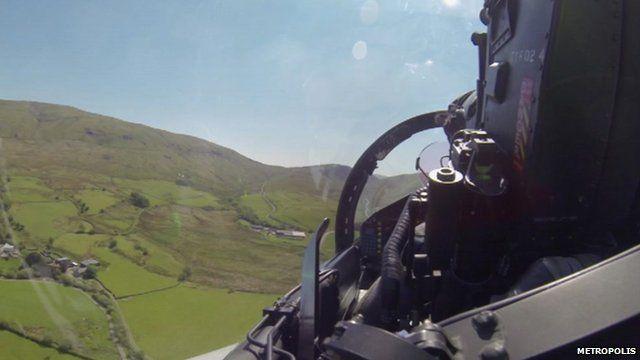 Royal Air Force Eurofighter Typhoon Simulator