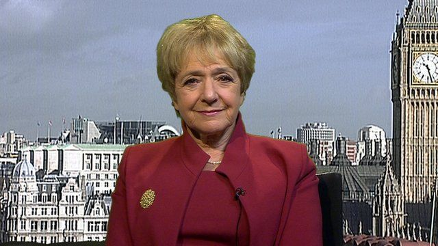 Chairwoman of the Public Accounts Committee, Margaret Hodge