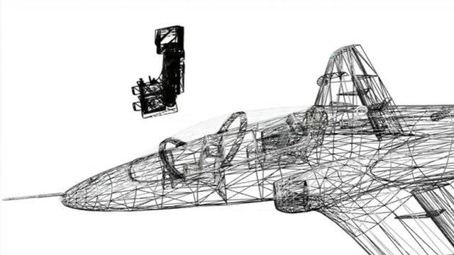 Plane graphic
