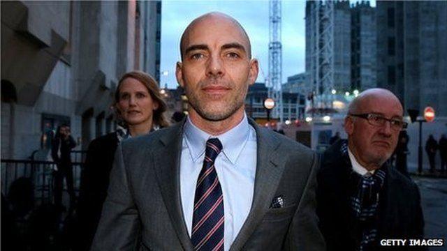 Daniel Evans, former News of the World journalist