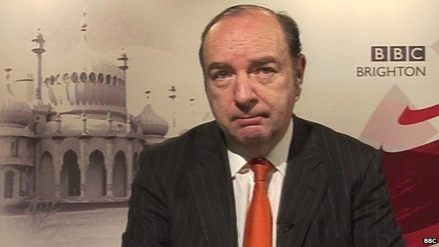 Crime Prevention Minister, Norman Baker