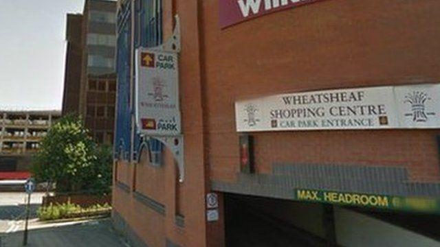 Wheatsheaf car park, Rochdale