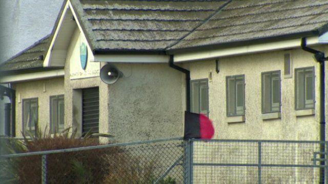 Clooney Gaels GAA house