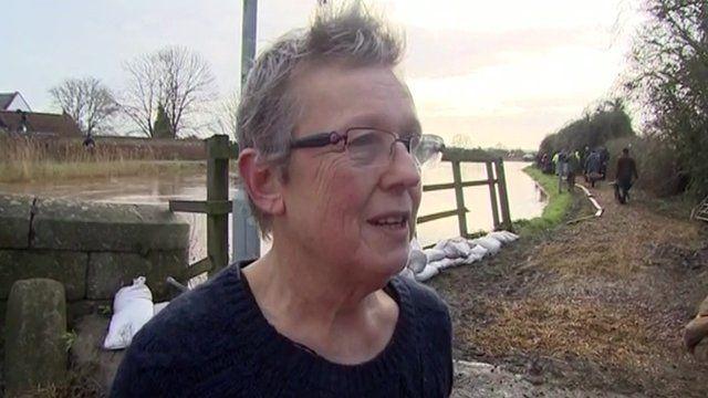 Sue Tyler-Moore from Burrowbridge