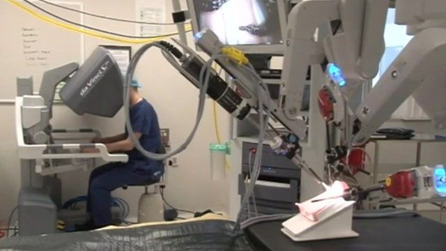 The surgical robot