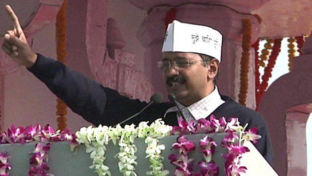 Former Delhi Chief Minister Arvind Kejriwal