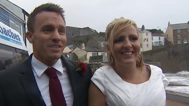 Ben and Angie Sammut