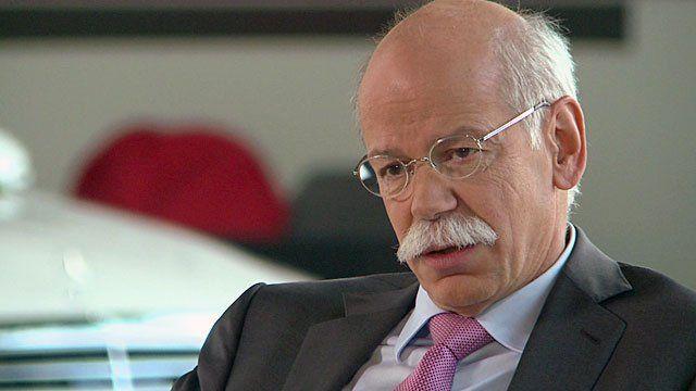 Dr Dieter Zetsche