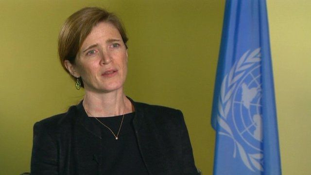 Ambassador Samantha Power