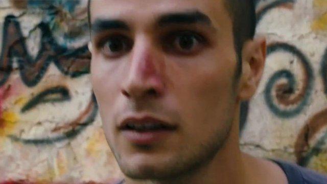 Iyad Hourani stars in Omar