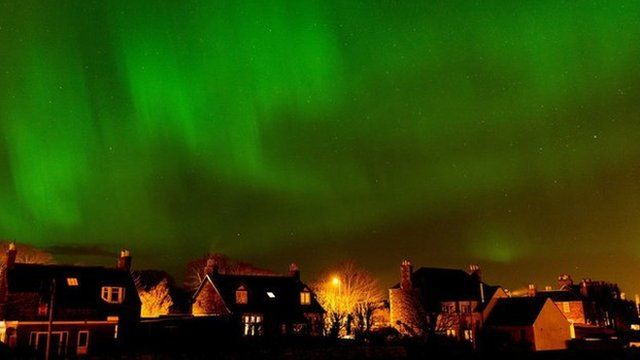 Leah explains the science behind the Northern Lights