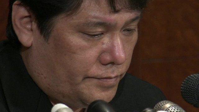 Japanese composer Mamoru Samuragochi