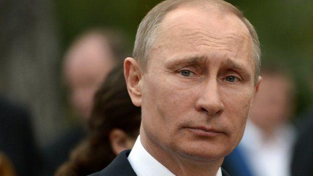 Who is Russian President Vladimir Putin?
