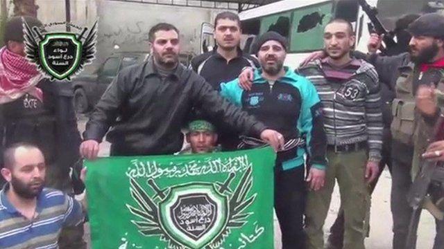 Syrian activists