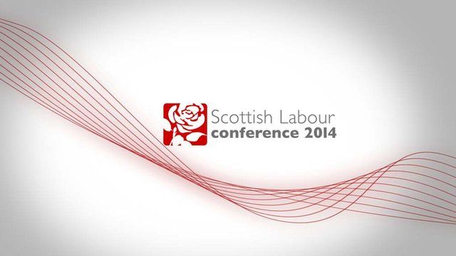 Scottish Labour conference 2014