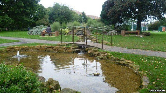 Kidwells Park in Maidenhead