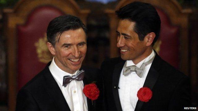 Peter McGraith and David Cabreza