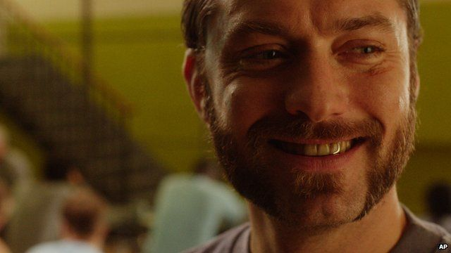Jude Law as Dom Hemingway