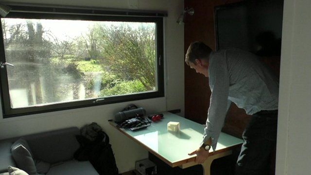 Inside the microhome