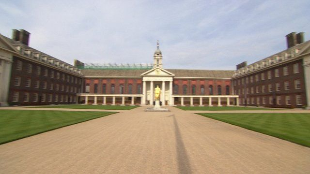 Chelsea pensioners' home