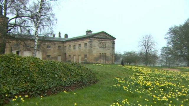 Northumberland's Belsay Hall