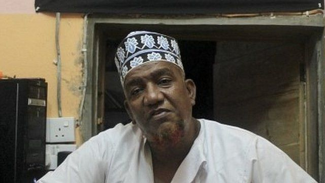 Abubakar Shariff Ahmed