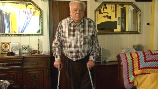 Patient Peter Bishop