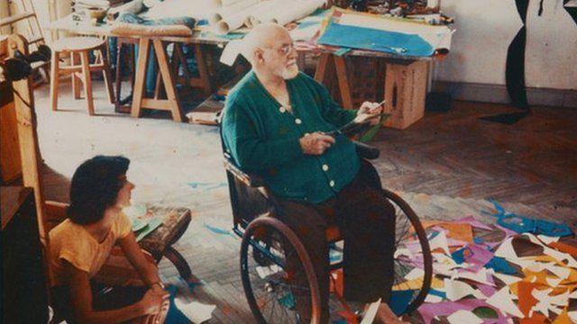 French artist Henri Matisse