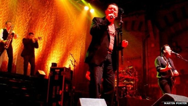 UB40 at the Cambridge Corn Exchange