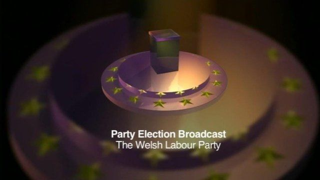 Welsh Labour Party election broadcast: