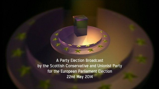Scottish Conservative and Unionist Party election broadcast