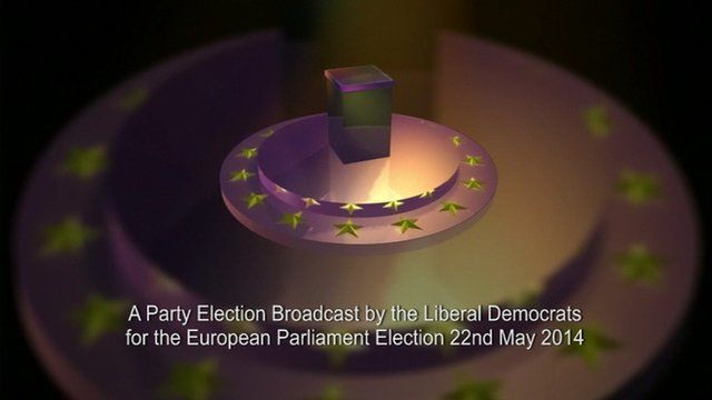 A party election broadcast by the Liberal Democrats