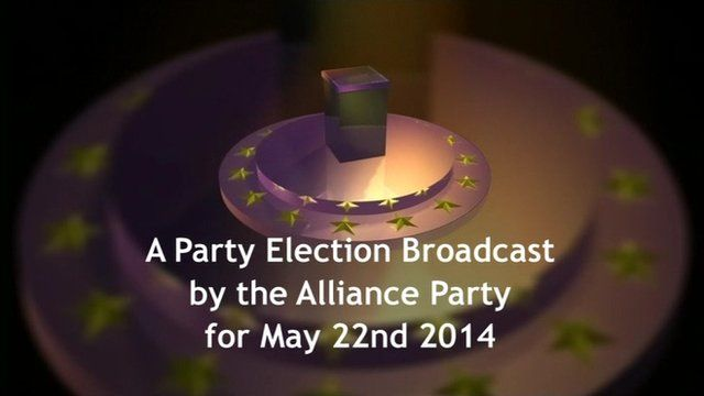 Alliance Party PEB graphic