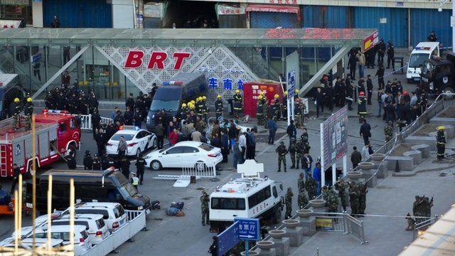 Urumqi South Railway Station