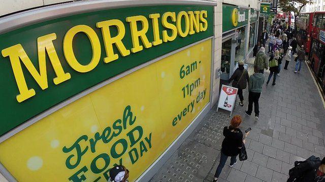 A Morrisons local shop