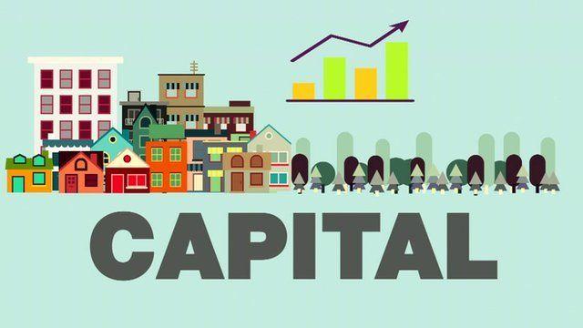 Capital graphic