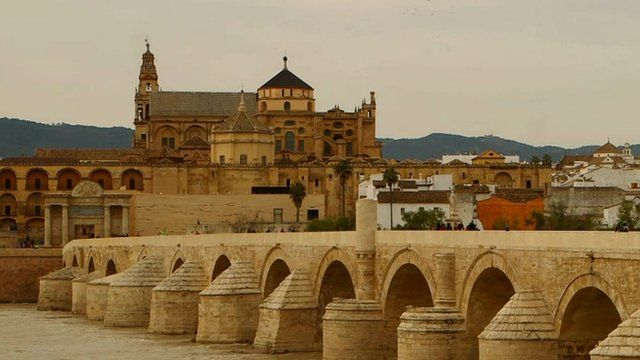 Cordoba's mosque-Cathedral