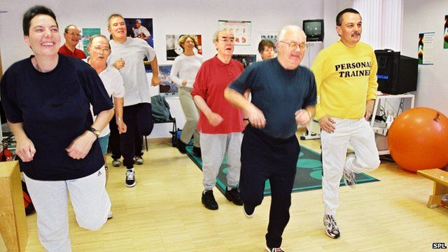 How our exercise tolerance can change with age