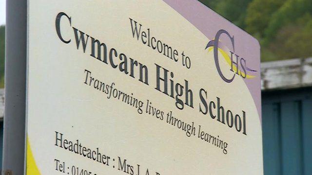 Cwmcarn High School